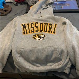 Mizzou hoodie